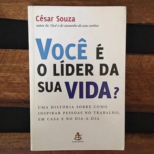 Você é o lider da sua vida? - César Souza