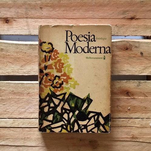 Poesia Moderna Antologia - Péricles Eugênio da Silva Ramos