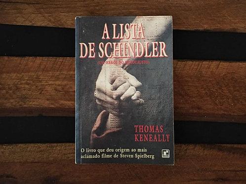 A Lista de Schindler - Thomas Keneally