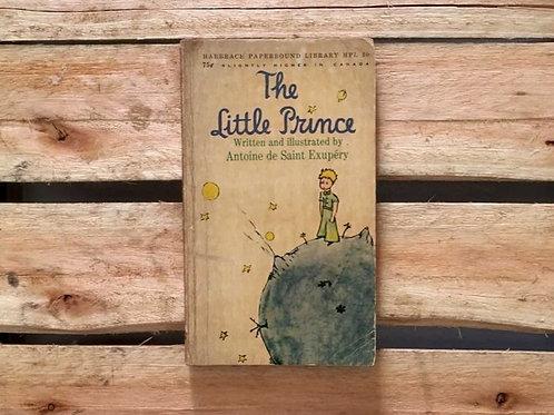 The Little Prince - Antonie de Saint Exupéry