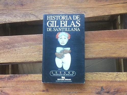 Histórias de Gil Blas de Santillana - Le Sage