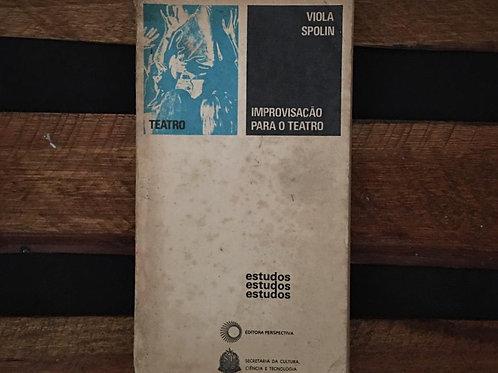 Improvisação para o Teatro - Viola Spolin