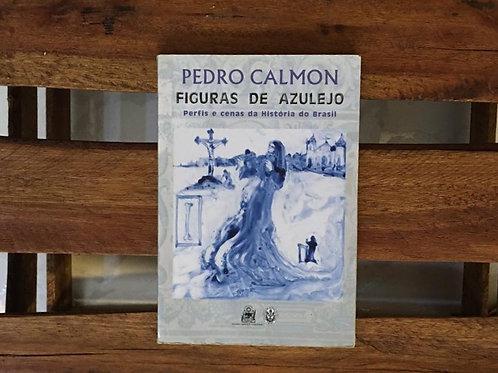 Figuras de Azulejo - Pedro Calmon