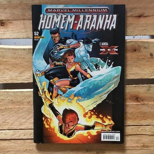 Marvel Millennium: Homem-aranha  Nº 52