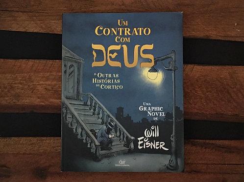 Um Contrato Com Deus e Outras Histórias de Cortiço - Will Eisner