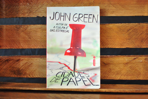 Cidades de Papel -John Green