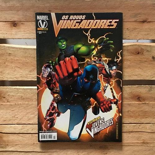 Os novos Vingadores n° 27 - Marvel