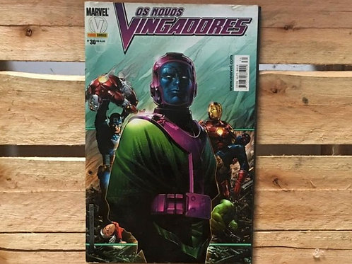 Os novos vingadores nº30 - Marvel