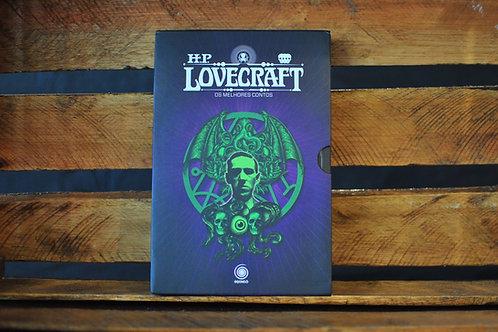 box os melhores contos de H. P. Lovecraft 3 volumes