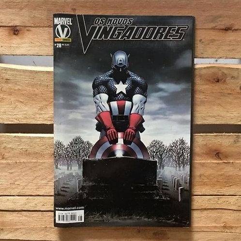 Os novos vingadores nº 28 - Marvel