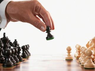 Não ter estratégia é a estratégia