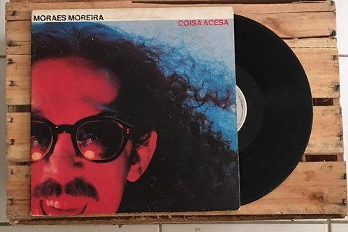 Coisa Acesa - Moraes Moreira [LP]