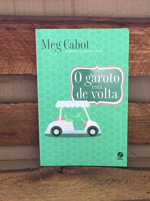O garoto está de volta - Meg Cabot