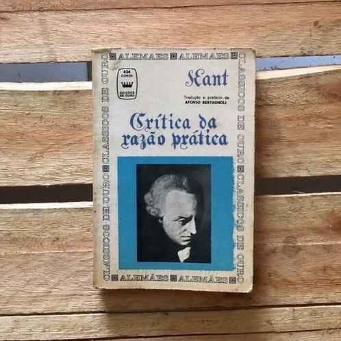 Crítica da Razão Prática - Kant