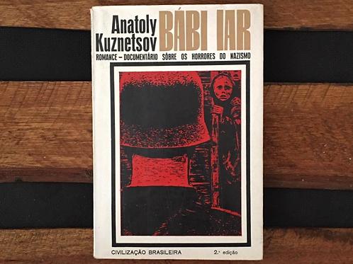 Bábi Iar - Anatoly Kuznetsov