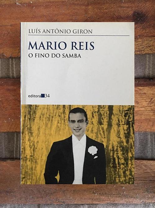 Mario Reis: O fino ponto - Luis Antonio giron