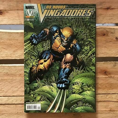 Os novos vingadores nº29 - Marvel