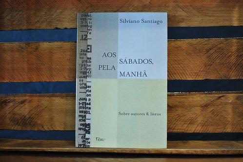 Aos Sábados, Pela Manhã: Sobre Autores e Livros - Silviano Santiago