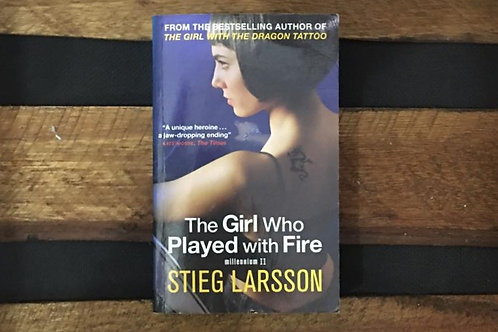 The girl who played with fire - millennium 2 - Stieg Larsson