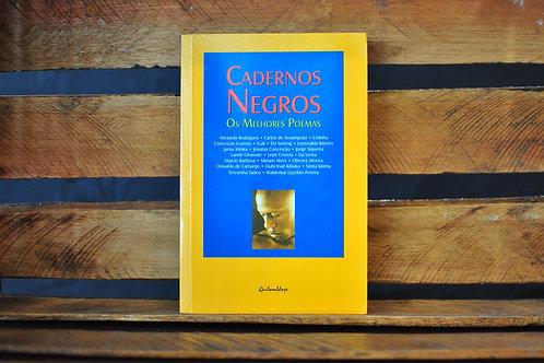 CADERNOS NEGROS:  OS MELHORES POEMAS - ABELARDO RODRIGUES E OUTROS