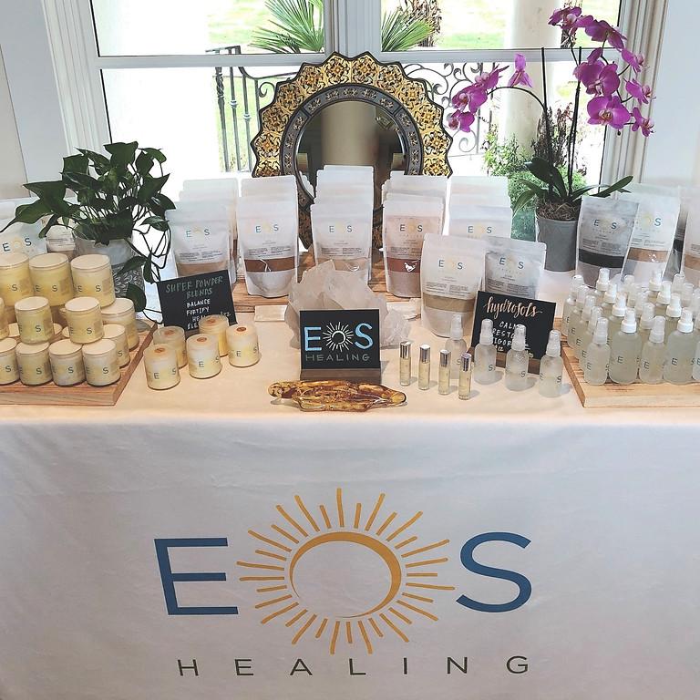 EOS Healing: Cocreative Reciprocity Experience