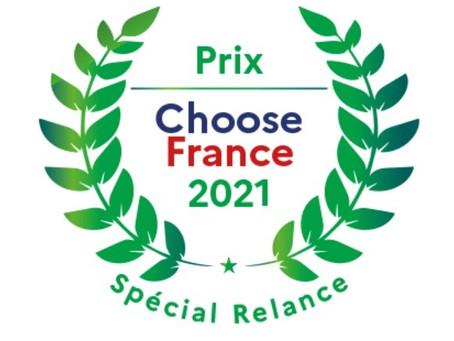 IRIS OHYAMA PARTICIPE AUX CHOOSESFRANCE AWARDS 2021