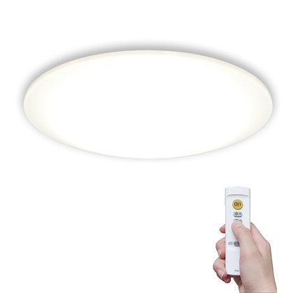 Plafonnier LED CL luminosité et couleur ajustables