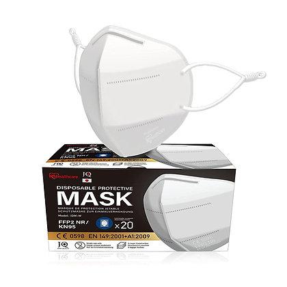 Pack de 20 Masques Jetables FFP2