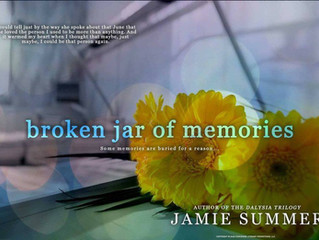Live: Broken Jar of Memories by Jamie Summer