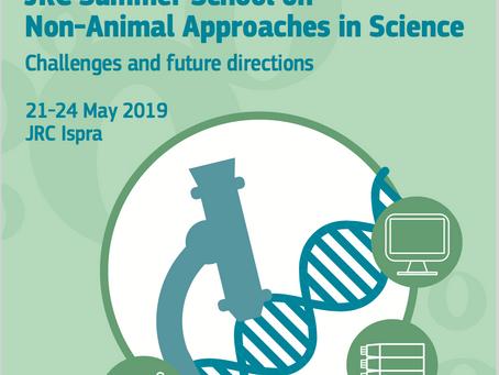 EURL-ECVAM (European Union Reference Laboratory for alternatives to animal testing) SUMMER SCHOOL