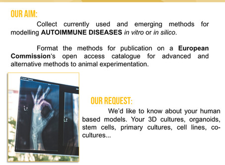 Are you a RESEARCHER in AUTOIMMUNE DISEASES field?