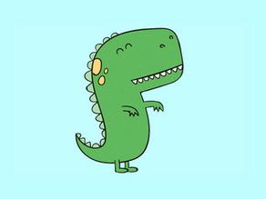 Dino's: De leeshoek