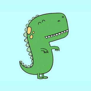 Dino's: Woordkaarten