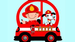 De brandweer: Opening/afsluiting