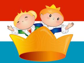 Koningen & Koningsdag: Versjes
