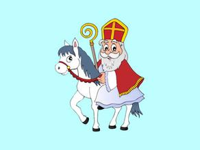 Het paard van Sinterklaas: Versjes