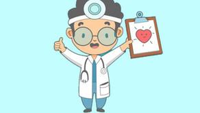 Ziek zijn: De schrijfhoek