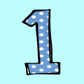 Cijfers (1): Versjes