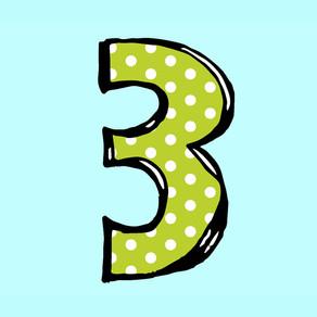 Cijfers (3): Versjes