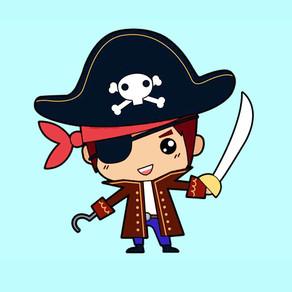 Piraten: Opening/afsluiting
