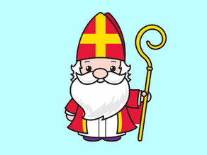Sinterklaas: De leeshoek