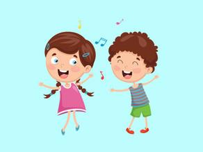 Dansen: Muziek/zingen