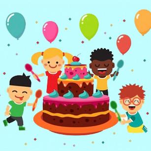 Een verjaardag vieren