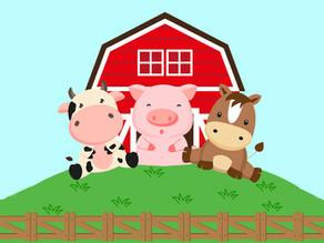 De boerderij: Versjes