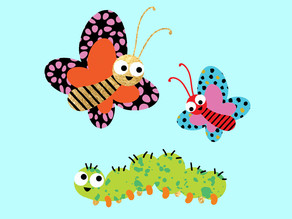Rupsen en vlinders: Opening/afsluiting