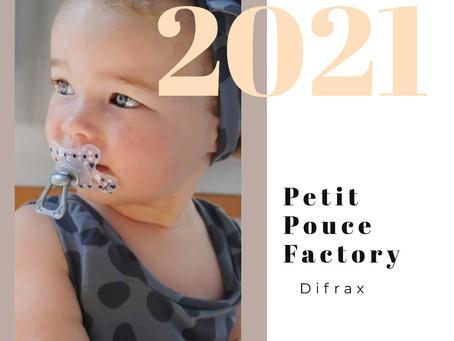 Petit Pouce Factory distribue Difrax