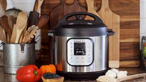 Gesund kochen in unter 10 Minuten mit dem Instant Pot!