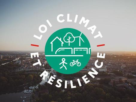 Loi climat et résilience : faire entrer l'écologie dans notre quotidien