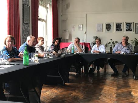 Rencontre avec les maires de la circonscription autour de la loi 4D