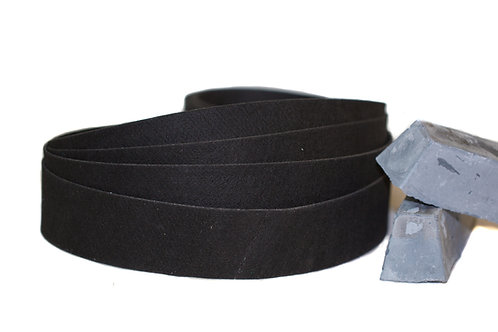 Black Felt Polishing Belt